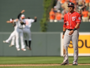 MLB Washington Nationals vs Baltimore Orioles